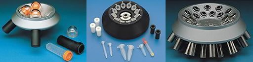 Thermo Scientific* CL2 Rotors and Accessories