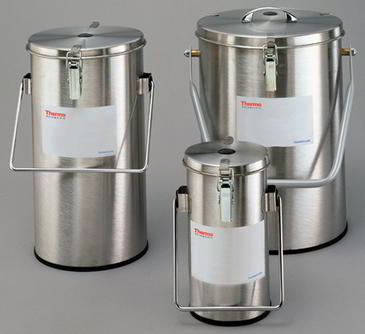 Thermo-Flask* Benchtop Liquid Nitrogen Containers