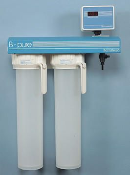 Barnstead* B-Pure* Cartridge Deionization Systems