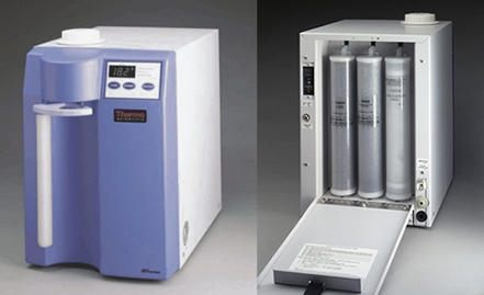 Barnstead* EASYpure* RoDi Deionization Systems from Thermo Fisher Scientific