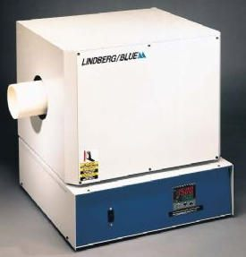 Lindberg/Blue M* 1500°C General Purpose Integral Control Tube Furnaces from Thermo Fisher Scientific