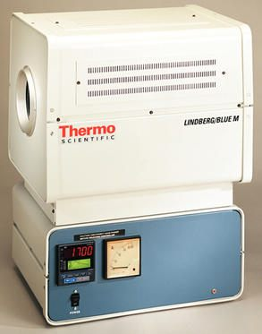 Lindberg/Blue M* 1700°C High Temperature Independent Control Tube Furnaces from Thermo Fisher Scientific