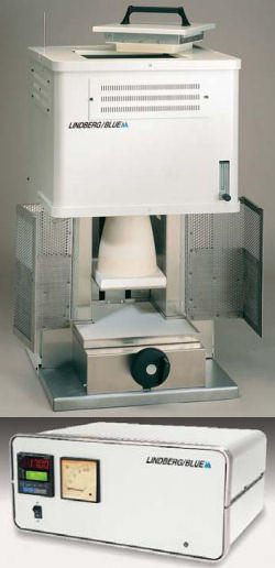 Lindberg/Blue M* 1700°C Top/Bottom Loading Crucible Furnaces from Thermo Fisher Scientific
