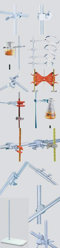 Lab-Line* Laboratory Alumaloy* Clamps from Barnstead International