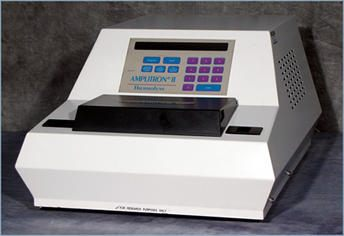 Thermolyne* Amplitron* II Thermal Cyclers from Barnstead International