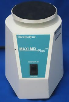 Thermolyne* Vortex Maxi Mix* Plus Mixers from Barnstead International