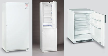 Lab-Line* General Purpose Refrigerators & Freezers