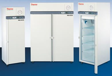Revco* -30°C Plasma Freezers from Thermo Fisher Scientific