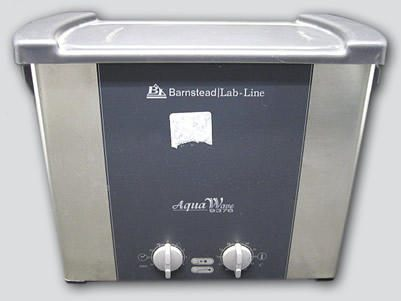 Lab-Line* Analog Aquawave* Ultrasonic Cleaners from Barnstead International