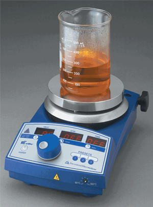 Thermolyne* RT* Elite* Digital Aluminum/Stainless Steel Top Stirring Hot Plates from Barnstead International