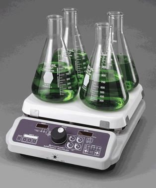 Thermolyne* Super-Nuova* Multi-Position Digital Ceramic Top Stirring Hot Plates from Thermo Fisher Scientific