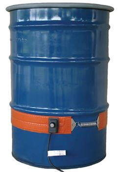 BriskHeat* ECONO Drum & Pail Heaters from BriskHeat Corp