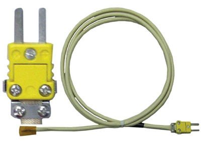 BriskHeat* Type K Thermocouple Sensors w/Mini Connector from BriskHeat Corp