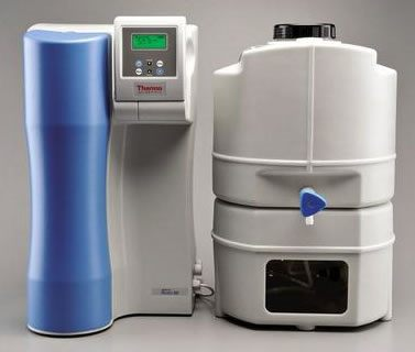 Barnstead* Pacific TII Water Purification Systems from Thermo Fisher Scientific