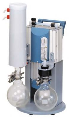 VACUUBRAND* MD1C AK+EK Oil-Free Diaphragm Vacuum Pumps from BrandTech Scientific, Inc.