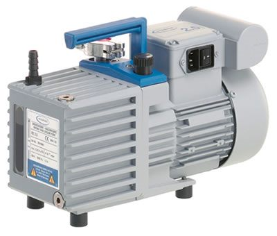 VACUUBRAND* RZ2.5 Rotary Vane Vacuum Pumps from BrandTech Scientific, Inc.