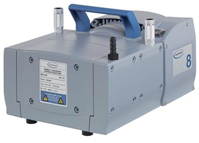VACUUBRAND* ME8 NT Diaphragm Vacuum Pumps from BrandTech Scientific, Inc.