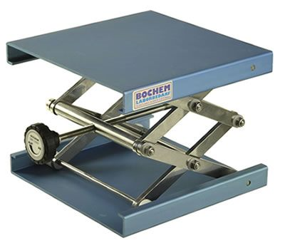 BOCHEM* Anodized Aluminum Support Jacks from BrandTech Scientific, Inc.
