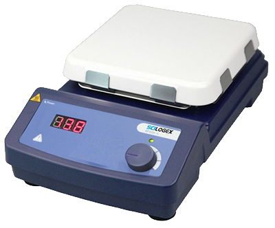 SCILOGEX* HP550-S LED Ceramic Top Hot Plates