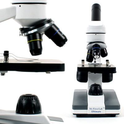 My First Lab* Ultimate Model Biological Microscopes from C & A Scientific Co., Inc.