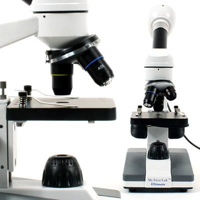 My First Lab* Ultimate/Deluxe Digital Biological Microscopes