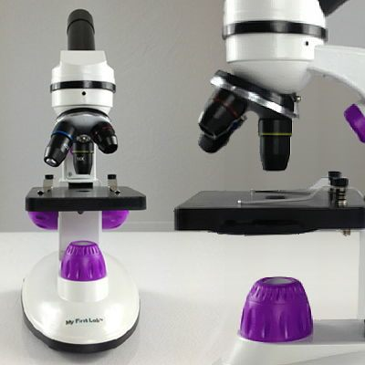 My First Lab* Whodunnit? Detective Spy Scope Biological Microscopes from C & A Scientific Co., Inc.