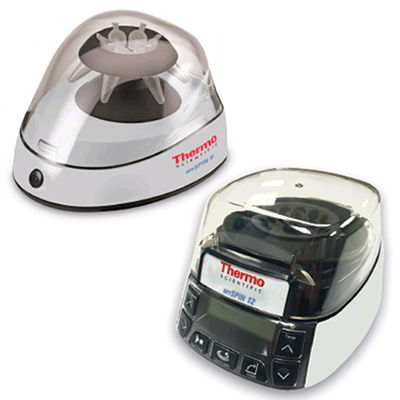 Thermo Scientific* mySPIN Mini Centrifuges