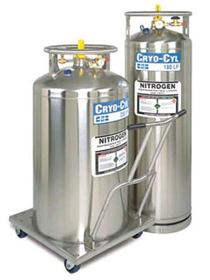Thermo Scientific* LN2 Supply Tanks