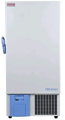 Thermo Scientific* TSD Series -40°C Upright Ultra-Low Temperature Freezers from Thermo Fisher Scientific