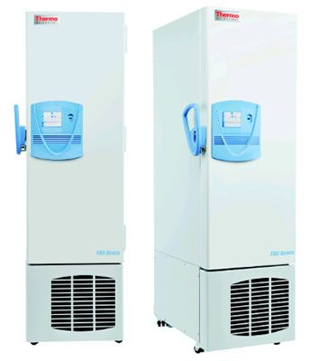 Thermo Scientific* TSU Series -86°C Upright Ultra-Low Temperature Freezers from Thermo Fisher Scientific