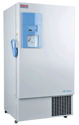 Thermo Scientific* TSE Series -86°C Upright Ultra-Low Temperature Freezers from Thermo Fisher Scientific