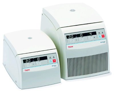 Thermo Scientific* MicroCL 17 & 21 Microcentrifuges