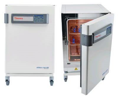 Heracell* VIOS 160i & 250i Tri-Gas CO2 Incubators from Thermo Fisher Scientific