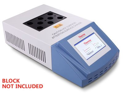 Thermo Scientific* Touch Screen Dry Baths/Block Heaters