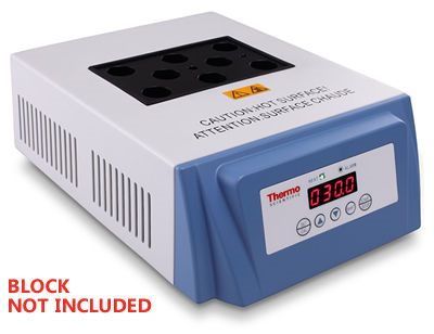 Thermo Scientific* Digital Dry Baths/Block Heaters from Thermo Fisher Scientific