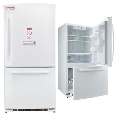 Thermo Scientific* General Purpose Refrigerators & Freezers from Thermo Fisher Scientific