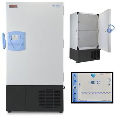 Thermo Scientific* TSX Series -86ºC Ultra-Low Temperature Freezers from Thermo Scientific