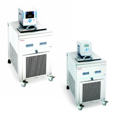 Thermo Scientific* GLACIER Series Ultra-Low Temperature Refrigerated Bath Circulators from Thermo Fisher Scientific