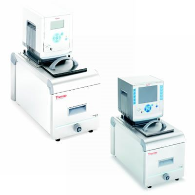 Thermo Scientific* SAHARA Series Heated Bath Circulators from Thermo Fisher Scientific
