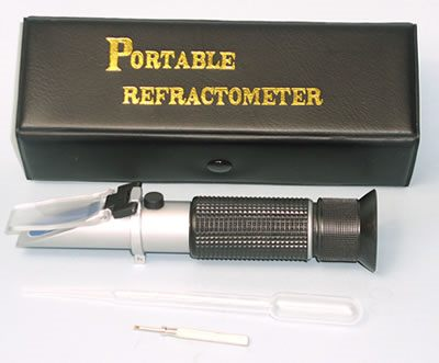 Premiere* Refractometers  from C & A Scientific Co., Inc.