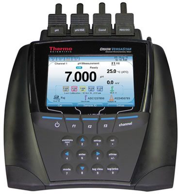 Thermo Orion* VERSA STAR Pro 90 pH / ISE / Conductivity / RDO / Dissolved Oxygen Benchtop Meters from Thermo Fisher Scientific