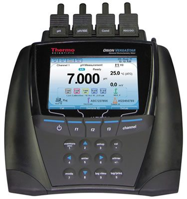 Thermo Orion* VERSA STAR Pro 30 RDO/Dissolved Oxygen Benchtop Meters from Thermo Fisher Scientific