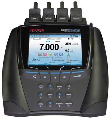 Thermo Orion* VERSA STAR Pro 40 pH / ISE Benchtop Meters from Thermo Fisher Scientific