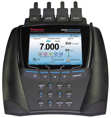 Thermo Orion* VERSA STAR Pro 50 pH/Conductivity Benchtop Meters from Thermo Fisher Scientific