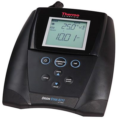 Thermo Orion* Star A111 pH Benchtop Meters from Thermo Fisher Scientific