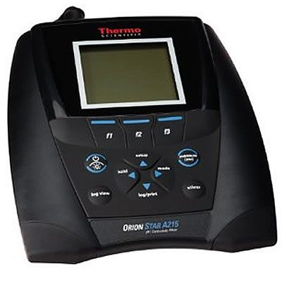 Thermo Orion* Star A215 pH/Conductivity Benchtop Meters from Thermo Fisher Scientific