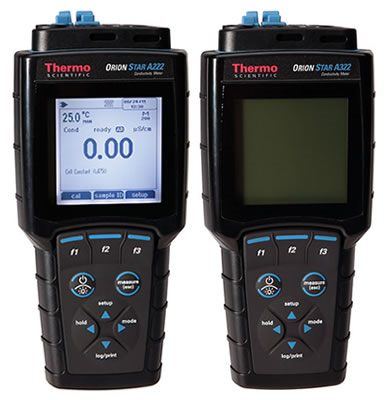 Thermo Orion* Star A222 & A322 Conductivity Portable Meters from Thermo Fisher Scientific