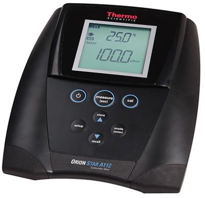 Thermo Orion* Star A112 Conductivity Benchtop Meters from Thermo Fisher Scientific
