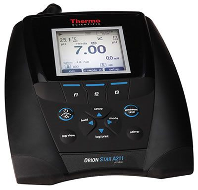 Thermo Orion* Star A211 pH Benchtop Meters from Thermo Fisher Scientific