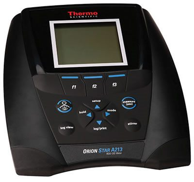 Thermo Orion* Star A213 RDO/Dissolved Oxygen Benchtop Meters from Thermo Fisher Scientific
